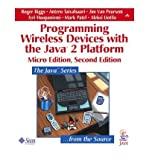 img - for [(Programming Wireless Devices with the Java 2 Platform, Micro Edition )] [Author: Roger Riggs] [Jun-2003] book / textbook / text book