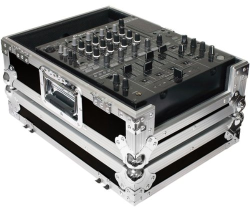 Marathon Flight Road Case Ma12Mixe Light Medium Duty 12-Inch Dj Mixer Case For Large Format 12-Inch Size Mixers