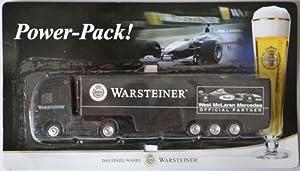 Warsteiner Nr.11 - West McLaren Team Mercedes - MB Actros - Sattelzug