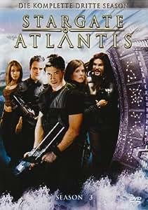 Stargate Atlantis - Season 3 (5 DVDs)
