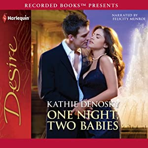 One Night, Two Babies Audiobook