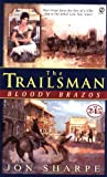 img - for Trailsman #245, The;: Bloody Brazos book / textbook / text book