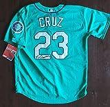 Autographed Nelson Cruz Jersey - BOOMSTICK!!! ALT - PSA/DNA Certified - Autographed MLB Jerseys