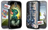 Disney Lilo and Stitch Turtle Hard Case COMBO TWO PACK for Samsung Galaxy S5
