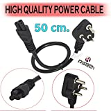 1.5 foot Laptop Power Cable cord 3 Pin Laptop Adaptor Charger