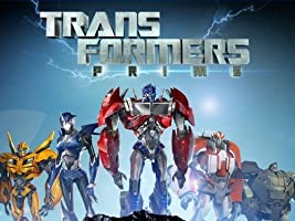 Transformers Prime Season 3 [HD]