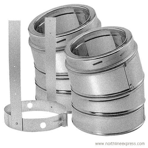 Stainless Stove Pipe front-637820