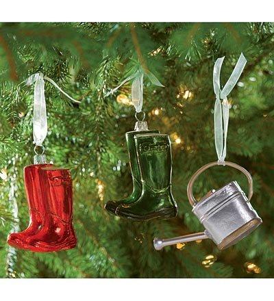 Gardening Christmas Ornaments - Christmas Tree Ideas.net