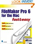 Filemaker Pro 6 for the MAC Fast and...