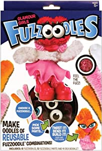 Fuzzoodles Kit-Glamour Girls