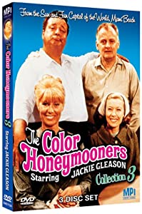 The Color Honeymooners Collection 3 from MPI Home Video