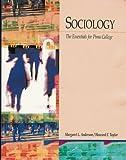 ACP ANDERSEN/TAYLOR Sociology REBIND FOR PIMA CC (0495057231) by Margaret Anderson