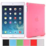 Poetic ThinShell Back Smart Cover Partner Case for 2nd Generation Apple iPad Mini with Retina Display - Pink