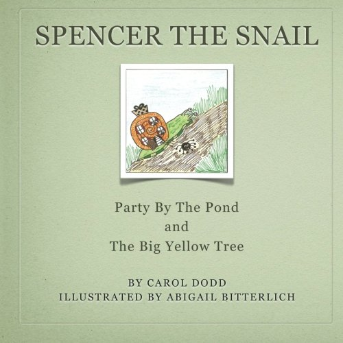spencer-the-snail-party-by-the-pond-and-the-big-yellow-tree