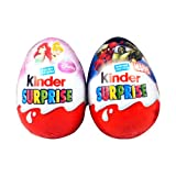 Kinder Surprise Chocolate Egg Pink or Blue 20g