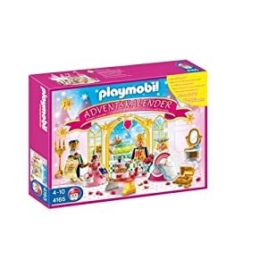 Playmobil Princess Wedding Calendar