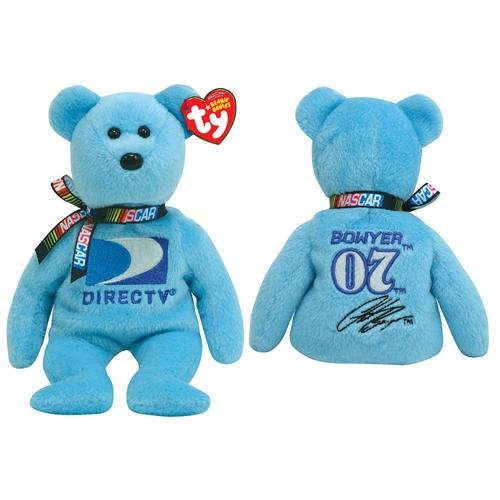 Ty NASCAR Clint Bowyer # 07 - Bear