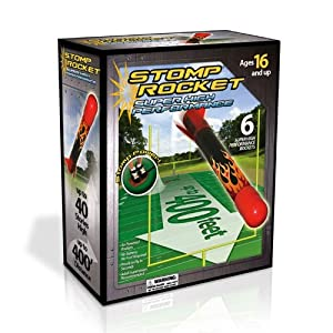 Stomp Rocket Super High Performance Stomp Rocket