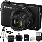 Canon PowerShot G7 X Digital Camera +...