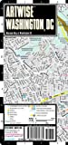 New Artwise Washington, DC, Laminated Museum Map (Streetwise Maps)