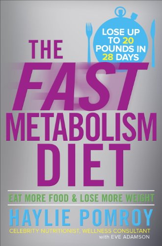 The Fast Metabolism Diet: Eat More Food And Lose More Weight front-1013759