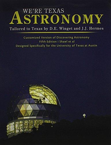 We're Texas Astronomy
