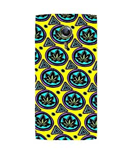 Too Much Weed Alcatel One Touch Flash 2 Case