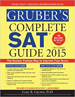 Help me suggest which SAT guide book to buy?