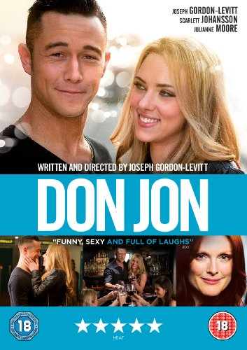 Don Jon [DVD + UV Copy] [2013]