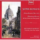 Bowen: String Quartets - Phantasy Quintet