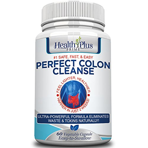 """Safe & Natural Colon Cleanse, Perfect Blend For Complete Cleansing & Detoxifying! Works Or Your Money Back! Great To Flush Toxins, Impurities, & Waste The Natural Way. Strong Not """"Too Strong"""", Feel Better In 2 Weeks, No Side Effects!"""