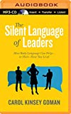 img - for The Silent Language of Leaders: How Body Language Can Help_or Hurt_How You Lead book / textbook / text book