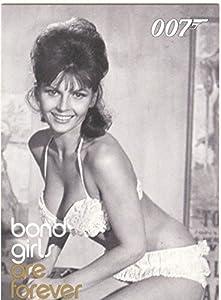 James Bond In Motion Bond Girls Are Forever Chase Card BG68