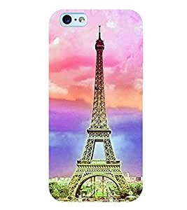 printtech Eiffel Tower Back Case Cover for Apple iPhone 6S