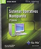 img - for Sistemas operativos monopuesto book / textbook / text book