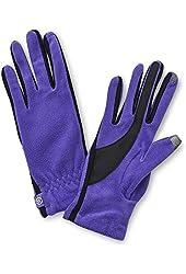 Isotoner Women's SmarTouch Fleece Gloves