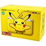 Nintendo 3DS XL - Pikachu Yellow Limi...