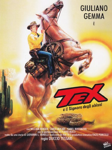Tex E Il Signore Degli Abissi