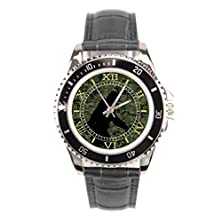 buy X-Christy Bigfoot Leather Watch Squatchin Wrist Watch Stores