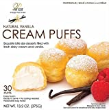 Boboli International Patissa Vanilla Cream puff -- 180 per case.