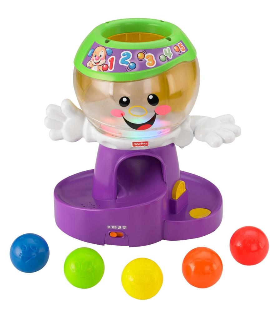 Fisher Price Toys : Amazon fisher price laugh learn count and color