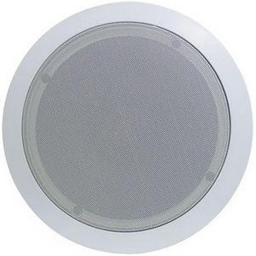 Pyle Pdic61Rd In-Wall / In-Ceiling Dual 6.5-Inch Speaker System, 2-Way, Flush Mount, White (Pair)