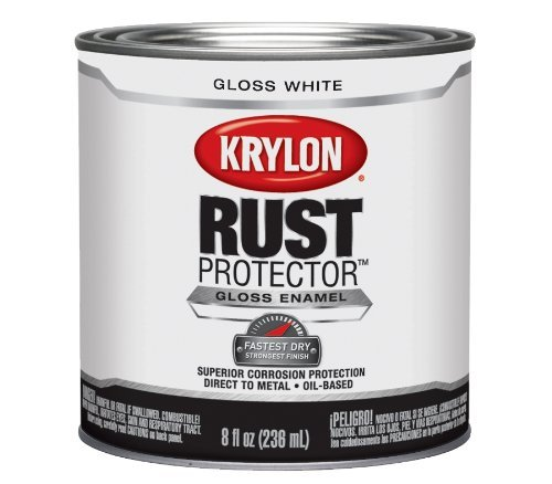 krylon-69100-rust-protector-and-preventative-enamel-with-primer-half-pints-gloss-white-by-krylon