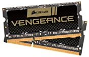 Amazon.com: Corsair Vengeance 16GB (2x8GB)  DDR3 1600 MHz (PC3 12800) Laptop  Memory (CMSX16GX3M2A1600C10): Computers & Accessories