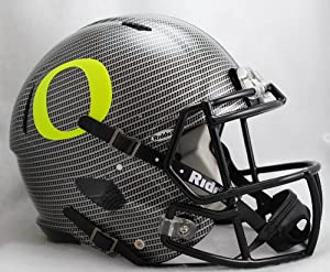 NCAA Oregon Ducks Speed HYDROFX Pro Line Football Helmet by Riddell