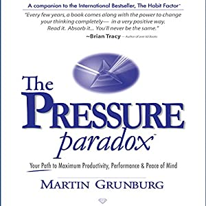 The Pressure Paradox Audiobook