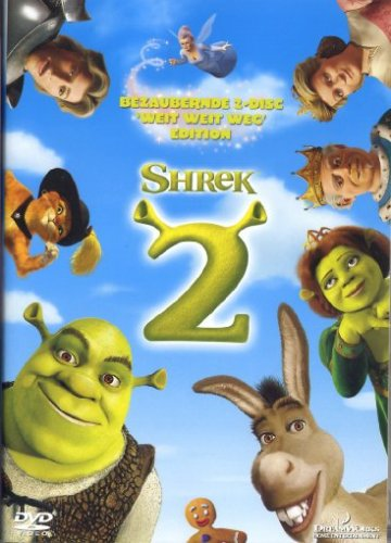 Shrek 2 - Bezaubernde 2-Disc
