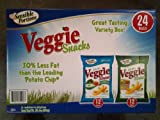 Sensible Portions Garden Veggie Straws Variety Box, 24 Ounce