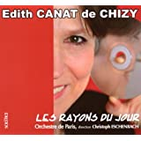 Canat de Chizy;Orchestral works