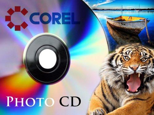 Corel Stock Photo CD - 100 photos per disc Food Textures 449000 Royalty Free Hi Res